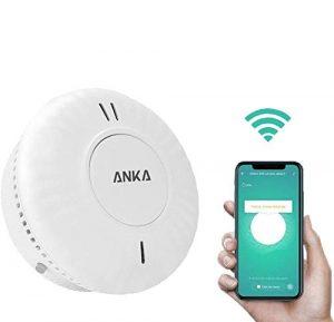 Detector de incendios wifi